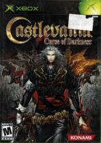 Obal-Castlevania: Curse of Darkness