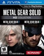 Obal-Metal Gear Solid HD Collection