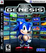 Obal-Sonic´s Ultimate Genesis Collection