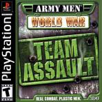 Obal-Army Men World War: Team Assault