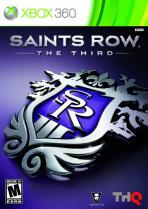 Obal-Saints Row: The Third