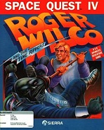 Obal-Space Quest IV: Roger Wilco and the Time Rippers