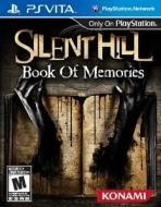 Obal-Silent Hill: Book of Memories