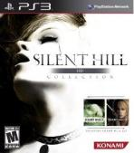 Obal-Silent Hill HD Collection