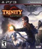 Obal-Trinity: Souls Of Zill O´ll