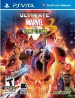 Obal-Ultimate Marvel Vs. Capcom 3