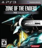Obal-Zone of the Enders HD Collection