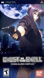 Obal-Ghost in the Shell: Stand Alone Complex