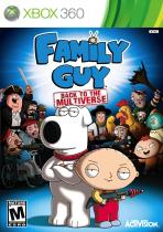 Obal-Family Guy: Back to the Multiverse