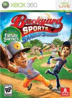 Obal-Backyard Sports: Sandlot Sluggers