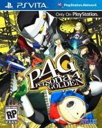 Obal-Persona 4 Golden