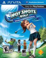 Obal-Hot Shots Golf: World Invitational
