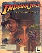 Obal-Indiana Jones and the Fate of Atlantis