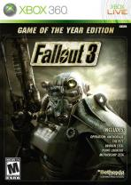 Obal-Fallout 3: Game of the Year Edition