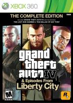Obal-Grand Theft Auto IV: The Complete Edition