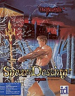 Obal-Wolfenstein 3-D: Spear of Destiny