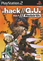 Obal-.hack//G.U. Vol. 1 - Rebirth
