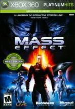 Obal-Mass Effect [Platinum Hits]