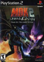 Obal-MDK 2: Armageddon