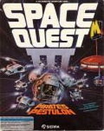 Obal-Space Quest III: The Pirates of Pestulon