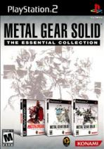 Obal-Metal Gear Solid: The Essential Collection
