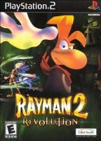 Obal-Rayman 2: Revolution