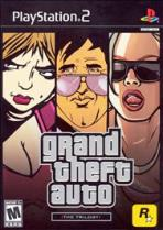 Obal-Grand Theft Auto: The Trilogy