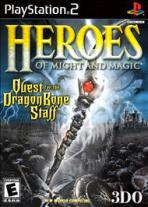 Obal-Heroes of Might and Magic: Quest for the Dragon Bone Staff