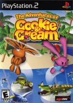 Obal-The Adventures of Cookie and Cream