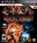 Obal-Mortal Kombat: Komplete Edition