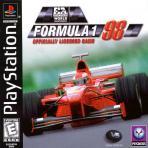 Obal-Formula 1 98
