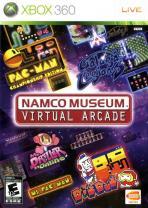 Obal-Namco Museum: Virtual Arcade