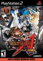 Obal-Guilty Gear XX Accent Core Plus