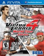 Obal-Virtua Tennis 4: World Tour Edition