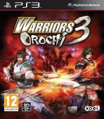 Obal-Warriors Orochi 3