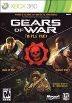Obal-Gears of War Triple Pack