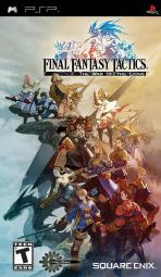 Obal-Final Fantasy Tactics: The War of the Lions