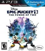 Obal-Disney Epic Mickey 2: The Power of Two