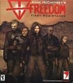 Obal-Anne McCaffrey´s Freedom: First Resistance