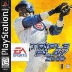 Obal-Triple Play 2000