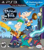 Obal-Phineas and Ferb: Across the 2nd Dimension