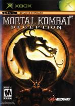 Obal-Mortal Kombat: Deception