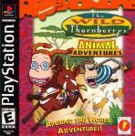 Obal-The Wild Thornberrys: Animal Adventures