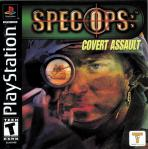 Obal-Spec Ops: Covert Assault