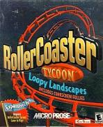 Obal-Rollercoaster Tycoon: Loopy Landscapes