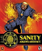 Obal-Sanity: Aiken´s Artifact