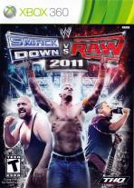 Obal-WWE SmackDown vs. Raw 2011