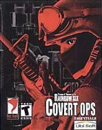 Obal-Tom Clancy´s Rainbow Six: Covert Ops Essentials