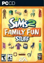 Obal-The Sims 2 Family Fun Stuff