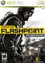Obal-Operations Flahspoint: Dragon Rising